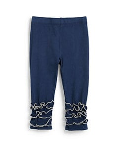 LAmade Kids - Infant's Lilly Ruffle Leggings