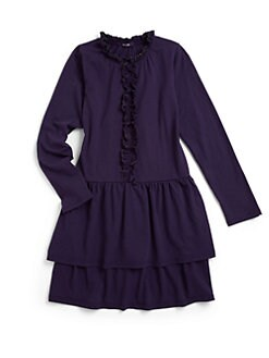 LAmade Kids - Girl's Abbie Ruffle Dress