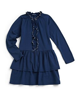LAmade Kids - Toddler's & Little Girl's Abbie Ruffle Dress