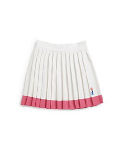 Sonia Rykiel Enfant - Girl's Pleated Tennis Skirt