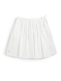 Sonia Rykiel Enfant - Little Girl's & Girl's Circle Skirt/White