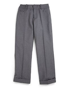 Dior - Boy's Wool Trousers
