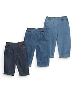 7 For All Mankind - Infant's First Year Jeans Set