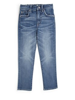 7 For All Mankind - Toddler's & Little Boy's Faded Jeans