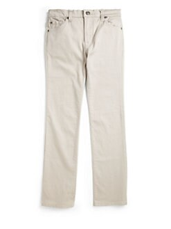 7 For All Mankind - Boy's Khaki Pants