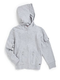 7 For All Mankind - Toddler's & Little Boy's Cotton Hoodie
