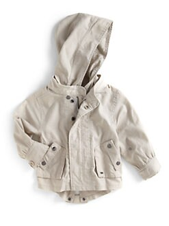 7 For All Mankind - Girl's Linen/Cotton Jacket