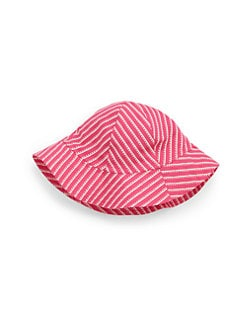 Isabel Garreton - Infant's Cotton Dash Striped Hat
