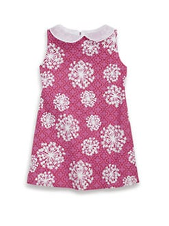 Isabel Garreton - Toddler's Cotton Printed Dress