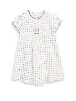 Isabel Garreton - Toddler's Cotton Polka Dot Dress