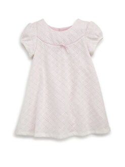 Isabel Garreton - Toddler's Eyelet Lace Dress