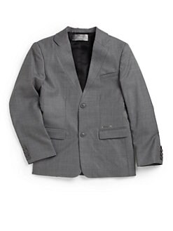 Dior - Boy's Wool Suit Jacket