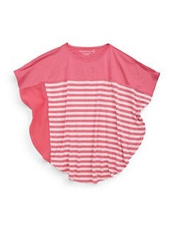 Design History - Girl's Striped Tee