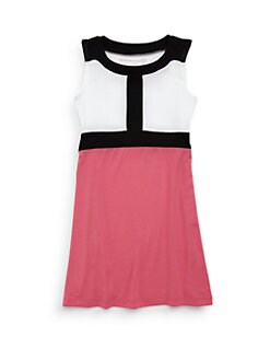 Design History - Girl's Colorblock Dress