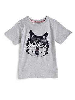 Woolrich - Toddler's & Little Boy's Graphic Tee