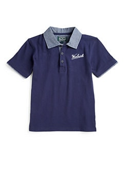 Woolrich - Toddler's & Little Boy's Cotton Polo