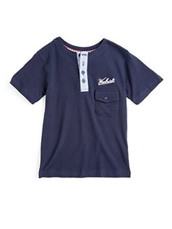 Woolrich - Toddler's & Little Boy's Cotton Henley