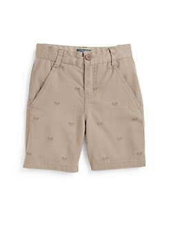 Woolrich - Toddler's & Little Boy's Cotton Shorts/Khaki