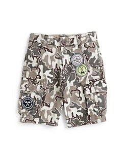 Woolrich - Toddler's & Little Boy's Camo Shorts