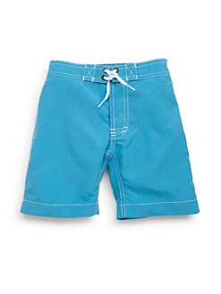 Trunks - Toddler's & Little Boy's Swami Swim Trunks/Blue