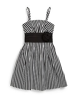 ABS - Girl's Striped Dress