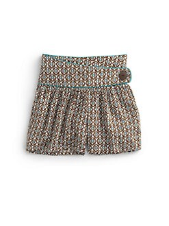 KC Parker - Girl's Sand Dollar Skirt