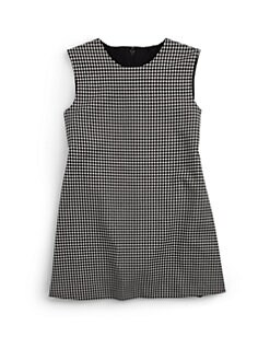 Isabel Garreton - Toddler's & Little Girl's Gingham A-line Dress