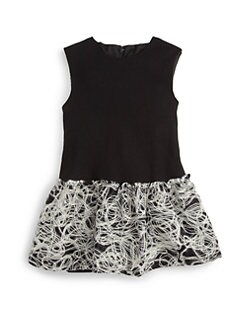 Isabel Garreton - Toddler's & Little Girl's Flounce Dress