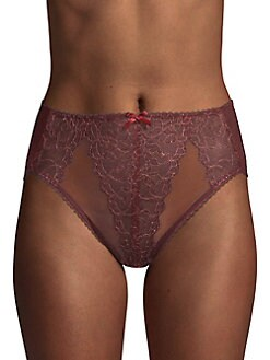 Wacoal - Retro Chic High-Cut Briefs