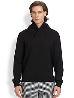 Michael Kors - Shawl Collar Sweater