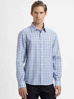 Michael Kors - Aidan Check Sportshirt