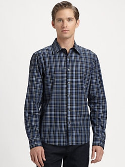 Michael Kors - Cyd Check Sportshirt