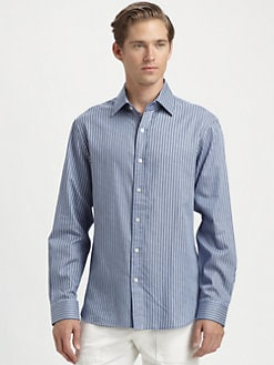 Michael Kors - Hugh Striped CEO Shirt