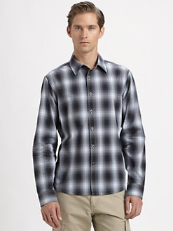 Michael Kors - Rider Check Tailored Sportshirt