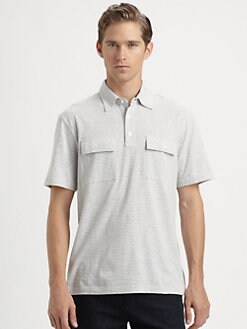 Michael Kors - Two-Pocket Polo
