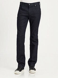 Michael Kors - Stretch Modern Fit Jeans