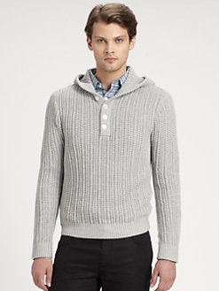 Michael Kors - Ribbed Pullover Sweater
