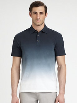 Michael Kors - Dip-Dyed Polo