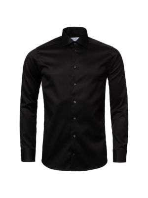 Contemporary-Fit Twill Dress Shirt