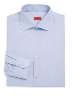 Light Blue Button-Up