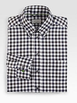 Grungy Gentleman x Eton - Printed Dress Shirt
