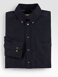 Grungy Gentleman x Eton - Cotton-Silk Dress Shirt