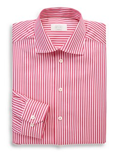 Eton of Sweden - Contemporary-Fit Wide Stripe Dress Shirt