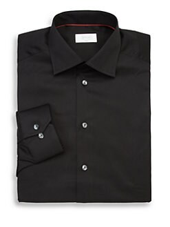 Eton of Sweden - Slim-Fit Solid Dress Shirt