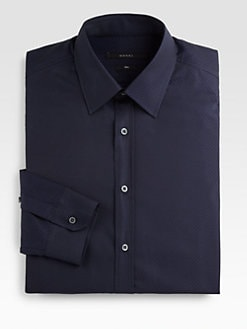 Gucci - Diamante Dress Shirt