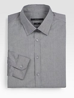Gucci - Cotton Dress Shirt