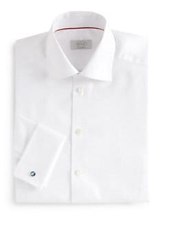 Eton of Sweden - Calvary Twill Contemporary-Fit Dress Shirt