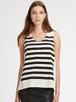 Marc by Marc Jacobs - Harper Chiffon Tank Top