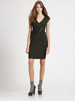 Marc by Marc Jacobs - Wool Fiona Dress