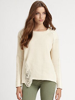 Marc by Marc Jacobs - Jack Distressed Sweater